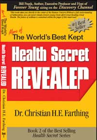 The Worlds Best Kept Health Secrets REVEALED - By Dr Christian Farthing